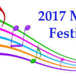 2017 MUSIC FESTIVAL STARTS FRIDAY, APRIL 7, 2017