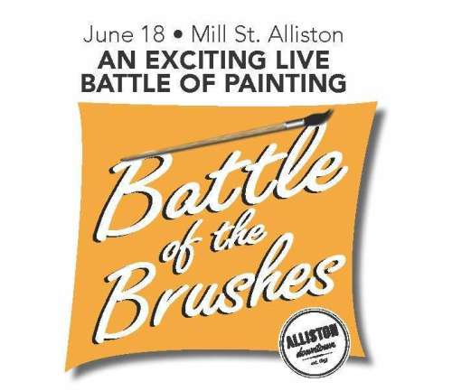 Battle of the Brushes 2016