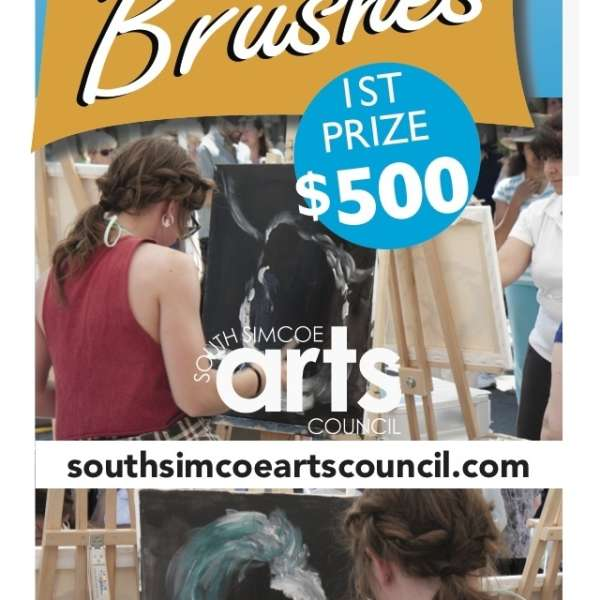 June 20, 2015 BATTLE OF THE BRUSHES  The ABIA has invited our Membership to showcase their artworks by allowing them to set up a table / booth at the