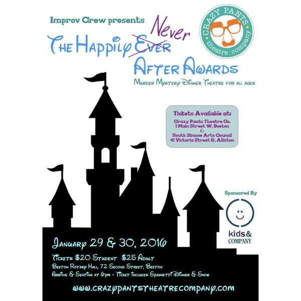Happily Never After Awards
