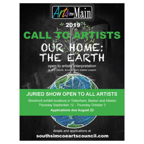 Adjudication for Arts on Main 2019