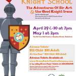 Knight School: The Adventures of Sir Art & the Good Knight Irene