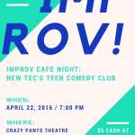 Improv Cafe Night