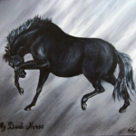 Dark Horse Artistry - Nancy McHardy