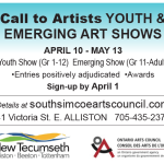 YOUTH & EMERGING ART SHOW