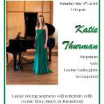Young Artist Series: Katie Thurman