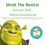 Shrek the Musical: Summer Theatre for Youth - Ages 9 - 18