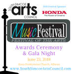 Spotlight on the Arts: Music Festival Awards Ceremony & Gala