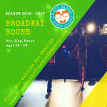 Broadway Bound - Ages 10 - 18