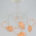 Precious Wine Charms - Copper Clay Workshop