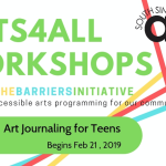 Art Journaling for Teens  - Youth