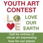 Love Our Earth - Youth Art Contest Submission Deadline