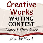 Creative Works Writing Contest Submission Deadline