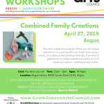 Combined Family Creations - All Ages