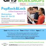 PopRock&Lock: A Glee Experience - Ages 8 - 14