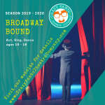 Broadway Bound @ Crazy Pants Theatre - Ages 10 - 18