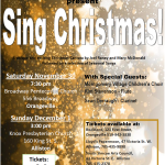 Sing Christmas! - Alliston