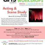 Acting & Scene Study - Adults