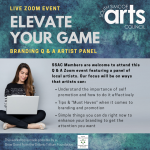 Elevate Your Game: Branding Q & A Artist Panel - Adult