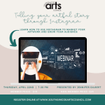 Telling Your Artful Story Through Instagram