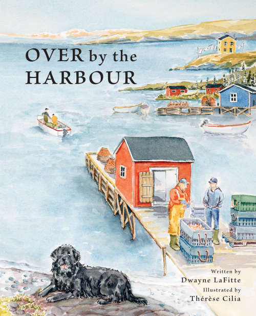 Book - Over by the Harbour