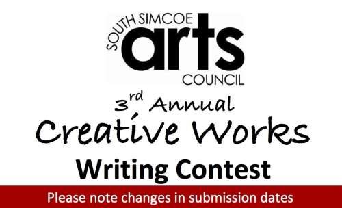 3rd Annual Creative Works Writing Contest