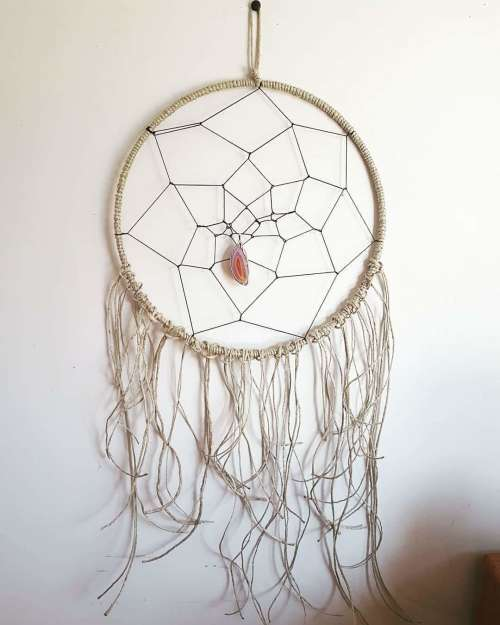 Art of Macrame: Dream Catcher