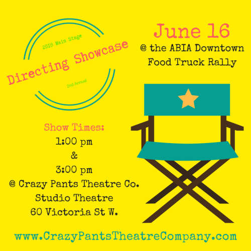 Open House & Directing Showcase