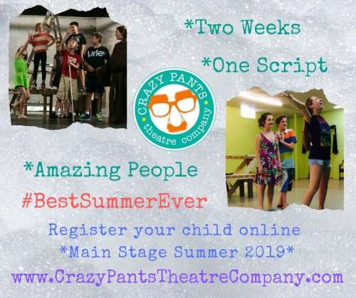 Summer Youth Theatre