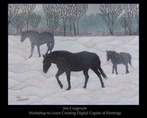Learn How to Create Digital Copies of Paintings