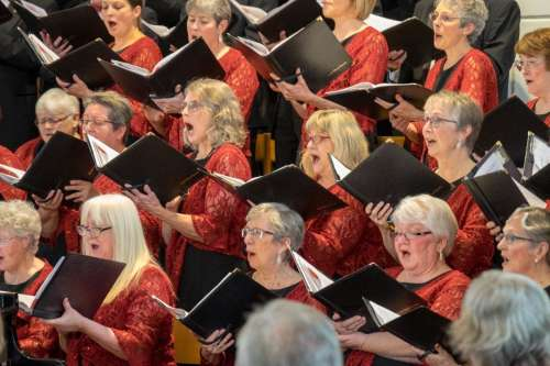 ACHILL CHORAL SOCIETY - OPEN REHEARSALS