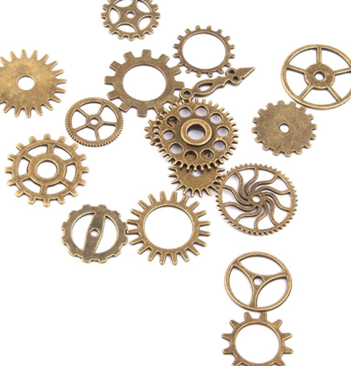 SteamPunk Beading for Teens