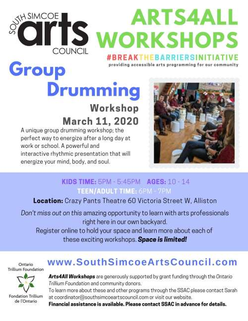 Drumming for Kids