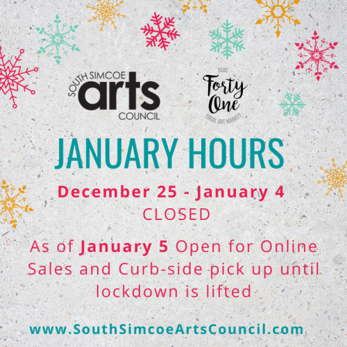 South Simcoe Arts Council