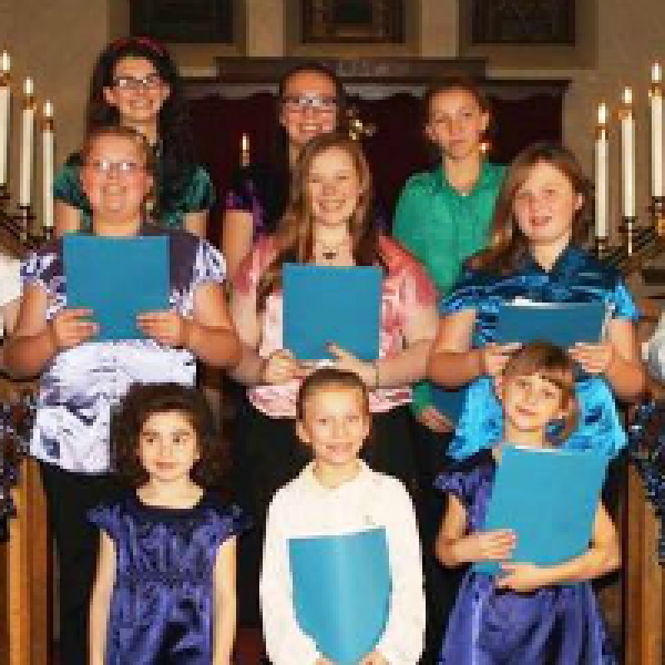 South Simcoe Youth Choir - 2014-2015 Season