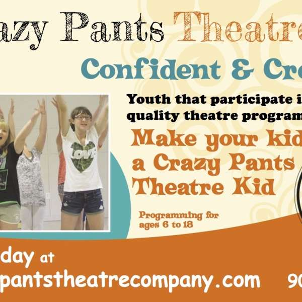 Crazy Pants Theatre Co.