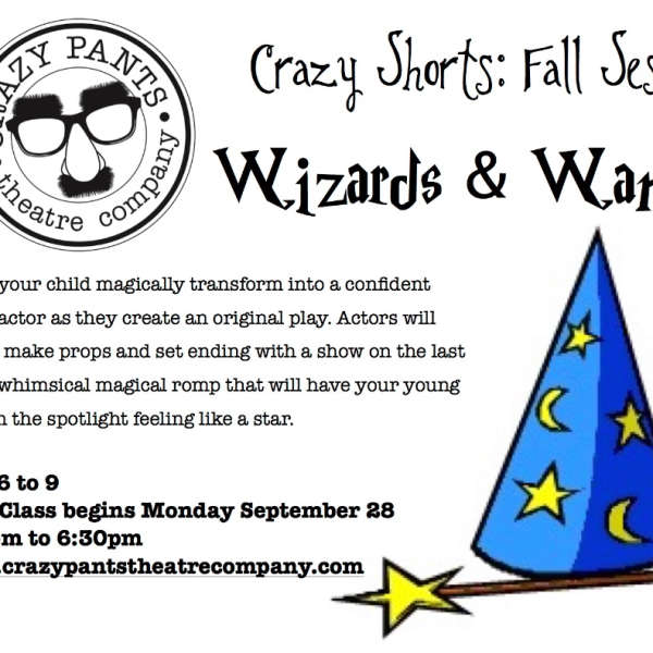Crazy Shorts: Fall Session