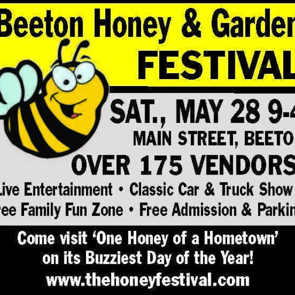 SSAC at Beeton Honey and Garden Festival