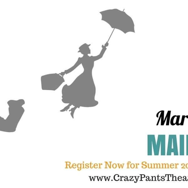Mary Poppins - Main Stage Summer Musical