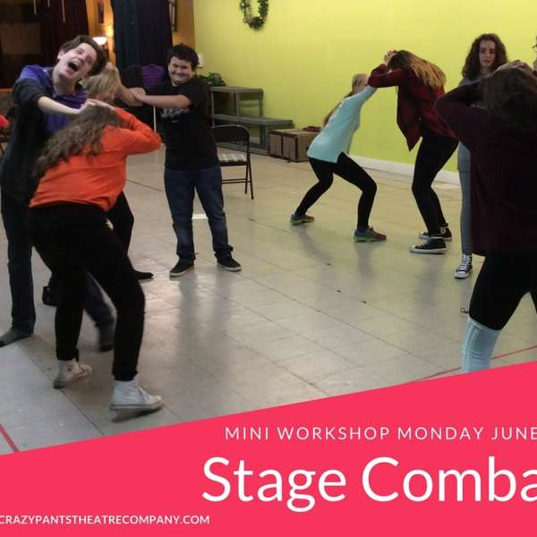 Stage Combat Mini Workshop