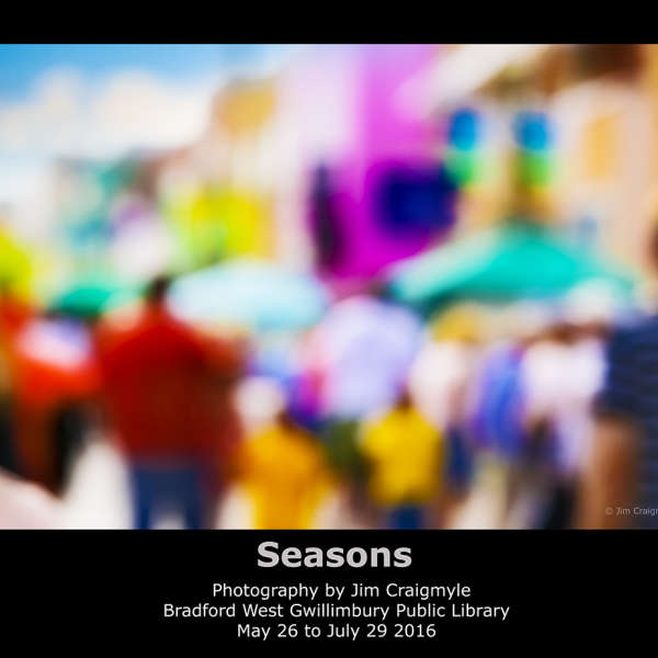SEASONS Photography by Jim Craigmyle