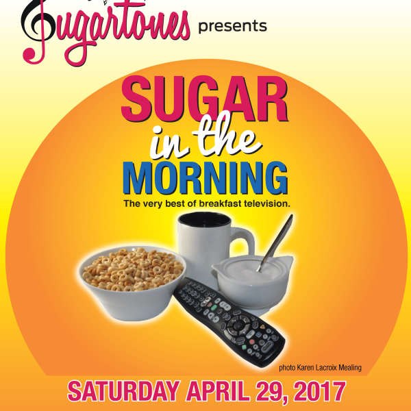 Sugartones presents SUGAR in the MORNING