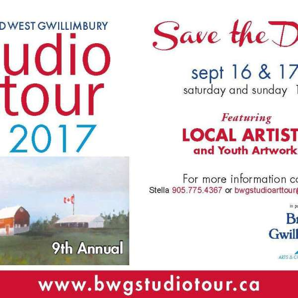 2017 BWG Studio Tour - Call for Artists