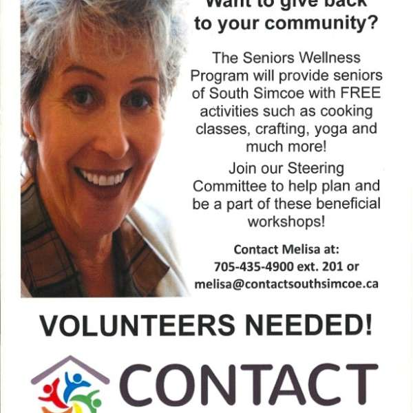 Artists needed! at CONTACT Community Services