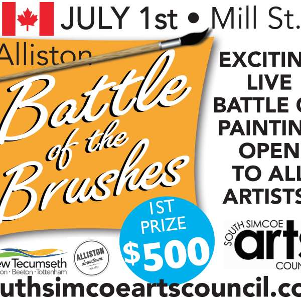 BATTLE OF THE BRUSHES 2017