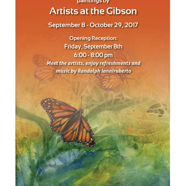 Transitions - paintings by Artists at the Gibson