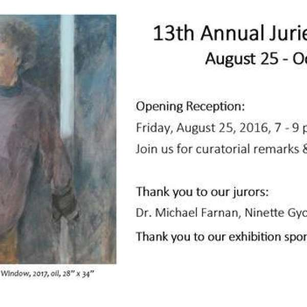 13th Annual Juried Exhibition at Quest Art