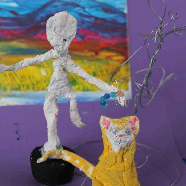 Sculpture & More with Lisa Harpell