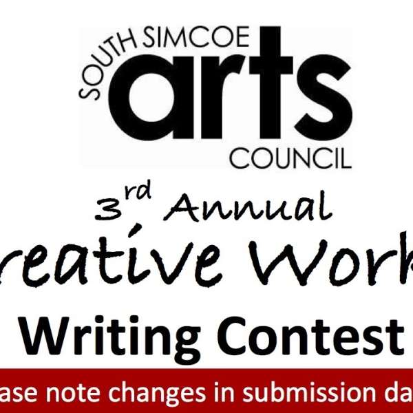 3rd Annual Creative Works Writing Contest!