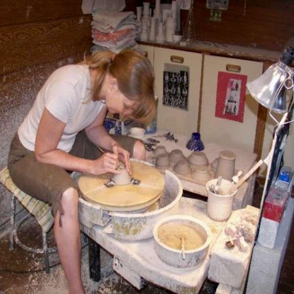 Adult Pottery Workshop with Debra Gibbs